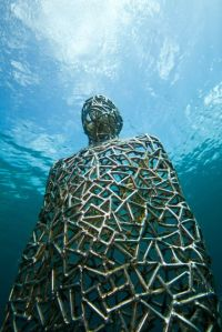 Punta Nizuc, Mexico. - Underwater Sculpture by Jason deCaires Taylor